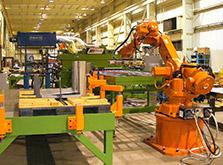 Robotic Integration